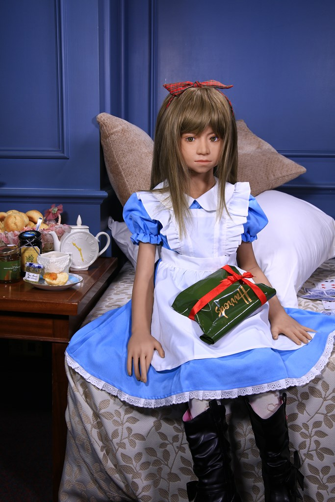 Trottla doll for sale susu work